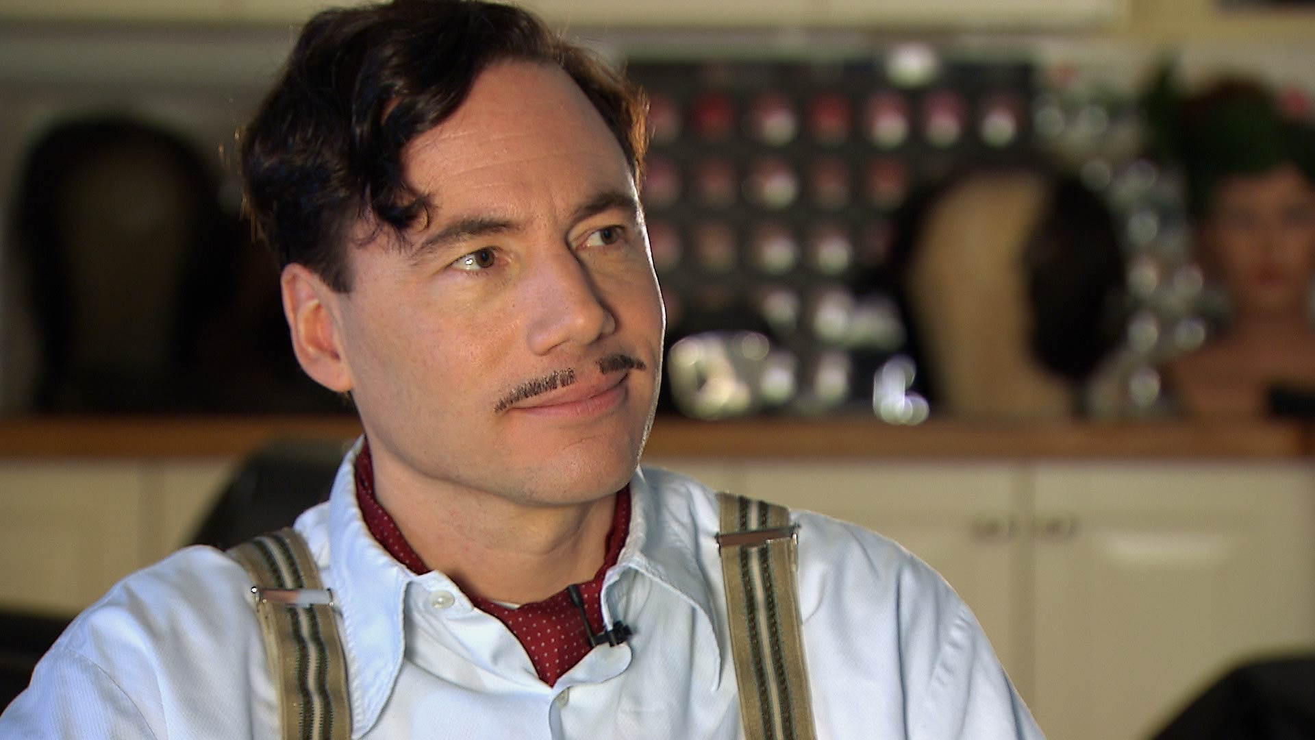 Michael Bully Herbig als Hans Zeisig im Interview